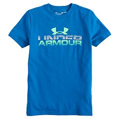 Boys 8-20 Under Armour Horizon Logo Graphic Tee