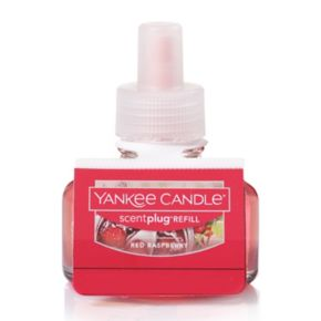 Yankee Candle Red Raspberry Scent-Plug Electric Home Fragrancer Refill