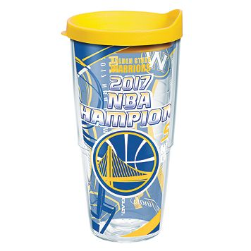 Tervis Golden State Warriors 2017 NBA Champions 24-Ounce Tumbler