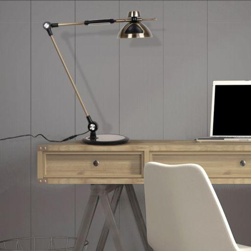 Catalina Lighting Tensor Motion Sensor LED Desk Lamp