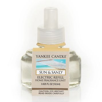 Yankee Candle Sun & Sand Scent-Plug Electric Home Fragrancer Refill