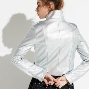 k/lab Zipper Accent Moto Jacket
