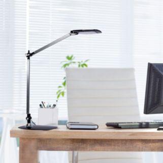 Catalina Lighting Tensor Weston Motion Sensor LED Desk Lamp