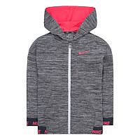 Girls 4-6x Nike Dri-FIT Space-Dyed Hoodie