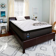 Sealy Performance Waller Plush Pillow Top Mattress & Box Spring Set