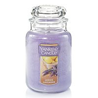 Yankee Candle Lemon Lavender 22-oz. Candle Jar