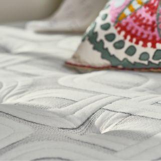 Sealy Performance Kudra Cushion Firm Pillow Top Mattress & Box Spring Set