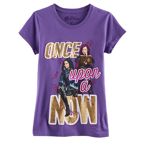 Disney's Descendants Evie & Mal Girls 7-16