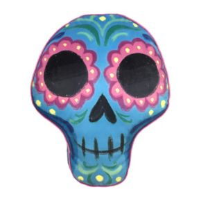 Disney's Coco Candy Skull Cuddle Pillow