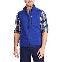Big & Tall Chaps Regular-Fit Fleece Vest