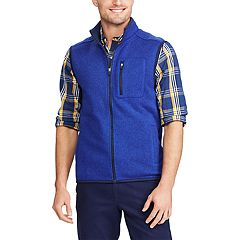 Big & Tall Chaps Regular-Fit Fleece Vest