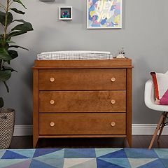 Babyletto Sprout 3-Drawer Changing Dresser with Removable Changing Tray