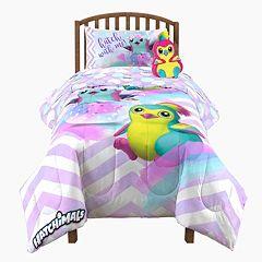Hatchimals Cheggron Twin / Full Comforter