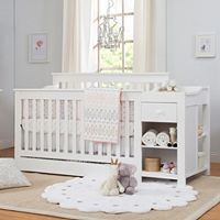DaVinci Piedmont 4-in-1 Crib & Changer Combo