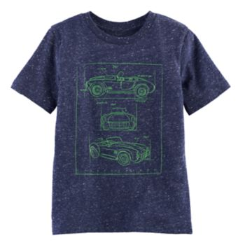 Boys 4-10 Jumping Beans® Cars Glow-in-the-Dark Graphic Tee