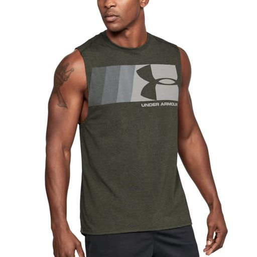 Men's Under Armour Graphic Muscle Tee