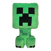 Minecraft Creeper Cuddle Buddy Plush