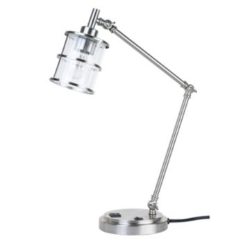 Catalina Lighting Charging Station Desk Lamp