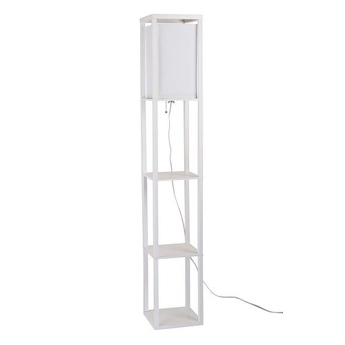 Catalina Lighting 3-Shelf Floor Lamp