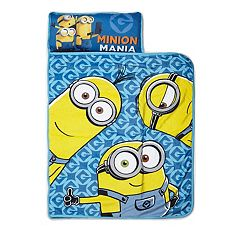 Despicable Me Minions Toddler Nap Mat
