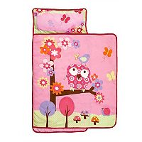 Baby Boom Woodland Friends Toddler Nap Mat