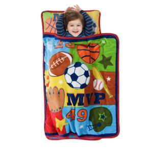 "Baby Boom ""MVP"" Toddler Nap Mat"
