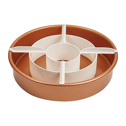 Copper Chef Perfect Cake Pan As Seen On Tv