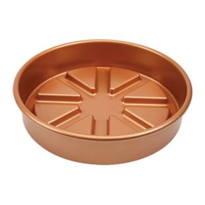 As Seen on TV Copper Chef Perfect Cake Pan