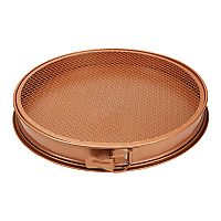 As Seen on TV Copper Chef 12 in Pizza & Crisper Pan