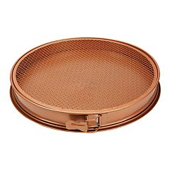 Copper Chef 12-in. Pizza & Crisper Pan As Seen on TV