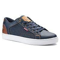 Levi's® Jeffrey 501 Denim Men's Sneakers