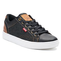 Levi's® Jeffrey 501 Denim Men's Sneakers