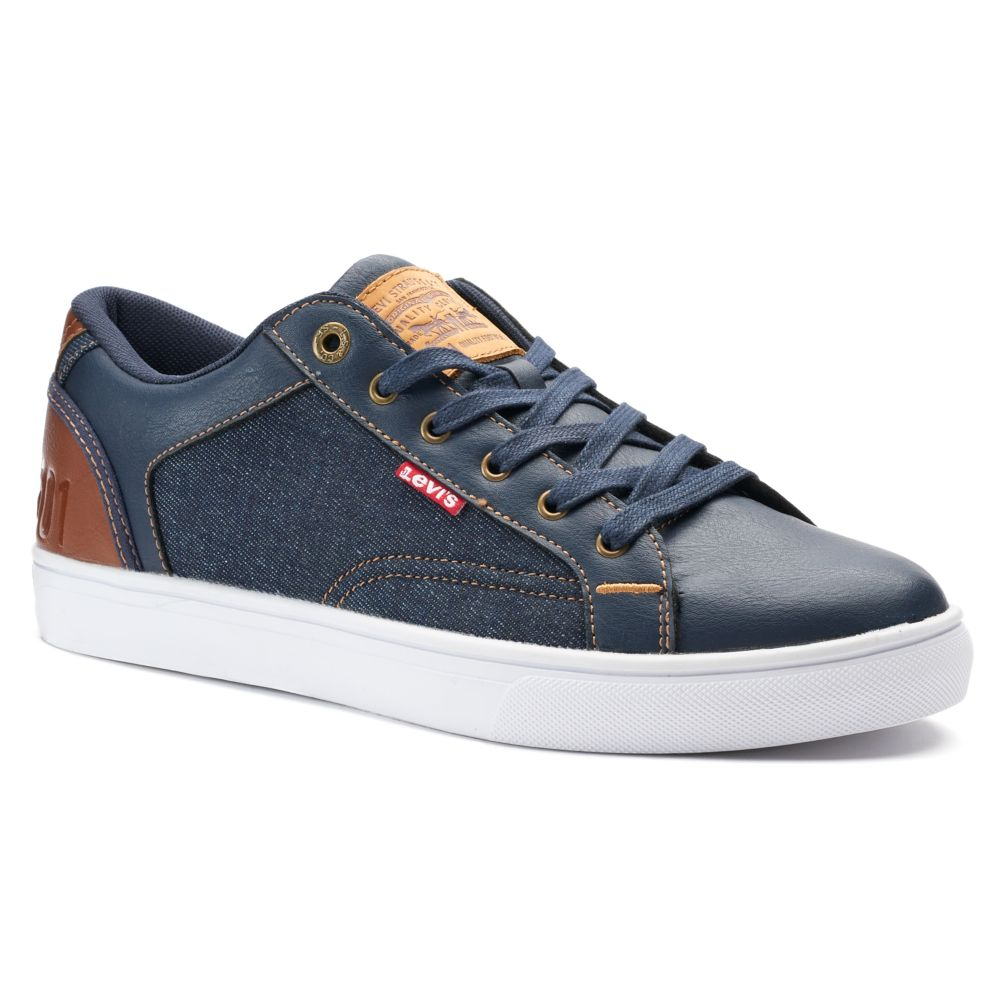 Levi's® Jeffrey 501 Denim ... Men's Sneakers
