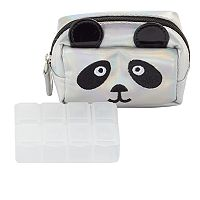 Panda Pouch & Pill Box Set