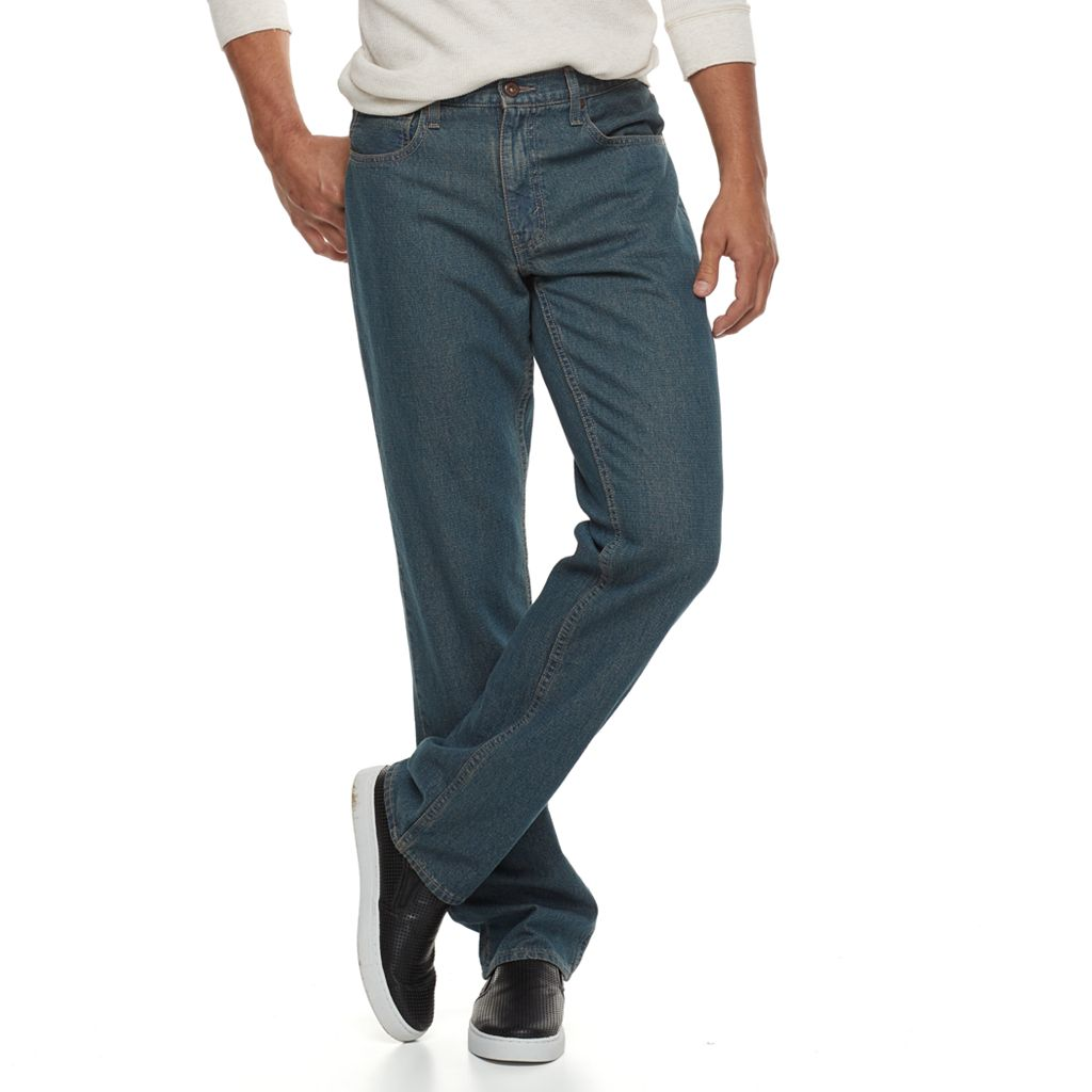 Men's Urban Pipeline® Relaxed Straight-Leg Jeans