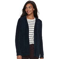 Women's SONOMA Goods for Life™ Chenille Cardigan