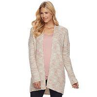 Women's SONOMA Goods for Life™ Textured Metallic Cardigan