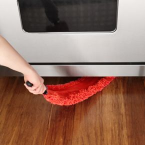 OXO Good Grips Microfiber Under Appliance Duster