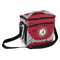 Logo Brand Alabama Crimson Tide 24-Can Cooler
