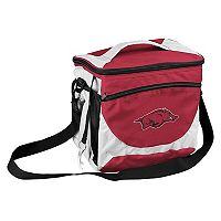 Logo Brand Arkansas Razorbacks 24-Can Cooler