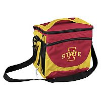 Logo Brand Iowa State Cyclones 24-Can Cooler