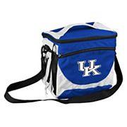 Logo Brand Kentucky Wildcats 24-Can Cooler
