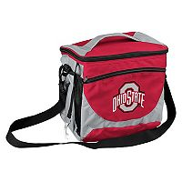 Logo Brand Ohio State Buckeyes 24-Can Cooler