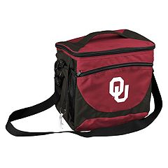 Logo Brand Oklahoma Sooners 24-Can Cooler