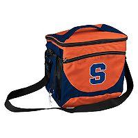 Logo Brand Syracuse Orange 24-Can Cooler