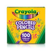 Crayola 100-pk. Colored Pencils