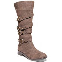 2 Lips Too Too Mike Women's Tall Boots