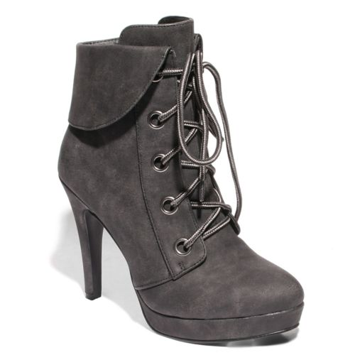 2 Lips Too Too Lonni Women's ... High Heel Ankle Boots