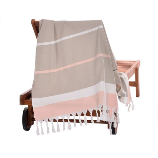 Linum Home Textiles Seaside Fun Pestemal Beach Towel