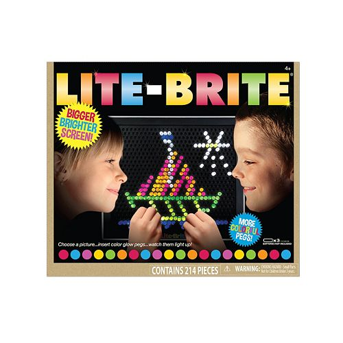 Lite-Brite Magic Screen